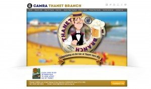 Thanet Website